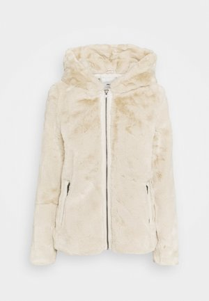 OBJSANDIE  - Winter jacket - oatmeal