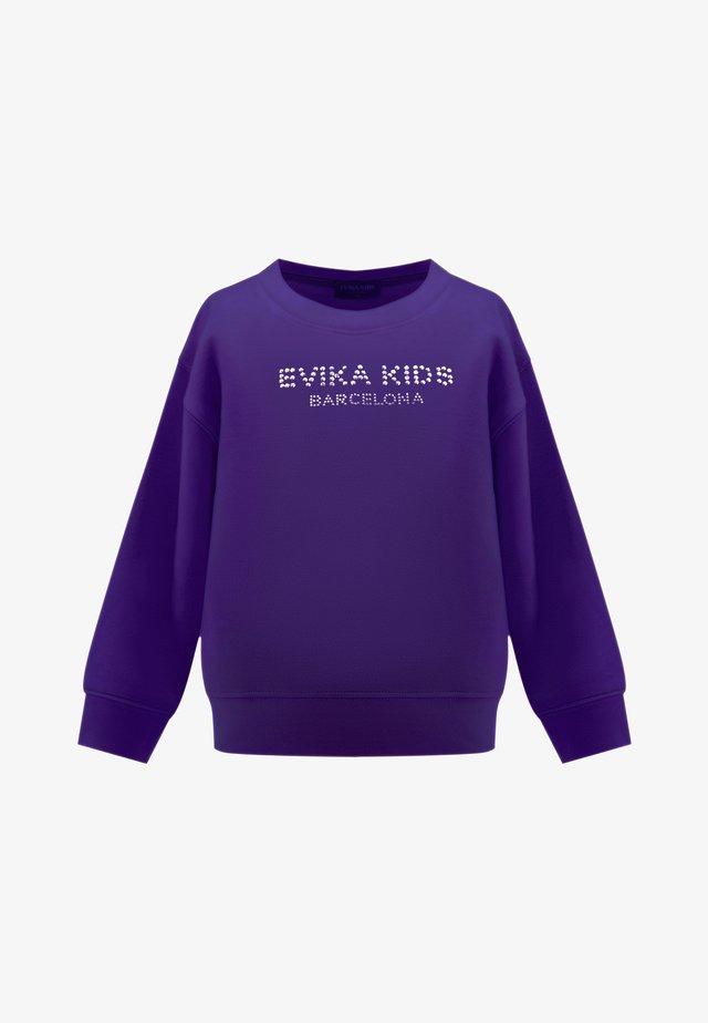 Felpa - violet