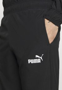 Puma - RETRO TRACKSUIT SET - Träningsset - black - 7