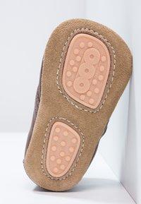 Bisgaard - BABY STAR UNISEX - First shoes - brown - 4