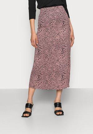 LAURIE ISA SKIRT - A-line skirt - lovely pink black