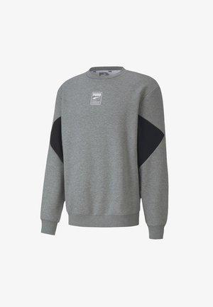 REBEL  - Sweatshirt - medium gray heather