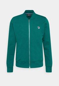 PS Paul Smith - MENS ZIP BOMBER - Zip-up hoodie - green - 0