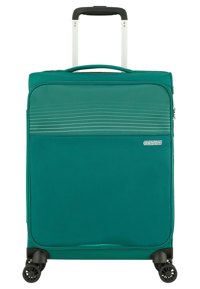 LITE RAY  - Wheeled suitcase - forest green