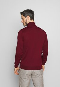 Casual Friday - Jumper - wine red - 2