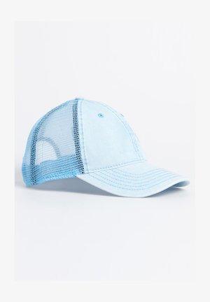 Cap - light acid blue