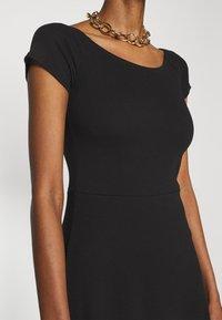 Anna Field - BASIC - Mini dress - Jerseykjole - black - 5