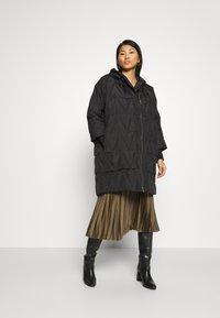 Masai - THYRA - Down coat - black - 1