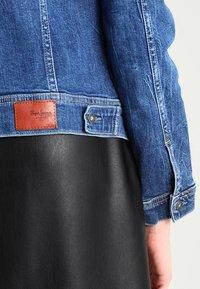 Pepe Jeans - THRIFT - Kurtka jeansowa - cf7 - 3