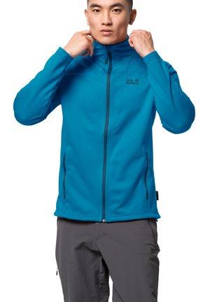 HORIZON - Fleece jacket - blue jewel