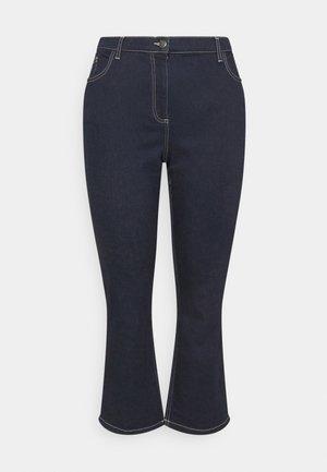 ILONA - Trousers - blu marino
