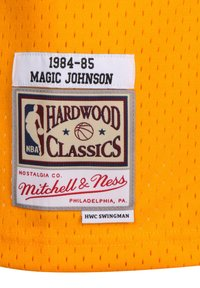 Mitchell & Ness - NBA LA LAKERS SWINGMAN 2.0 MAGIC JOHNSON BASKETBALLTRIKOT HERREN - Article de supporter - yellow - 2