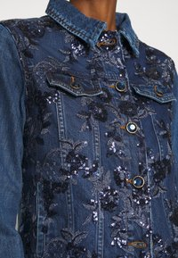Desigual - CHAQ MEX - Veste en jean - denim medium - 3