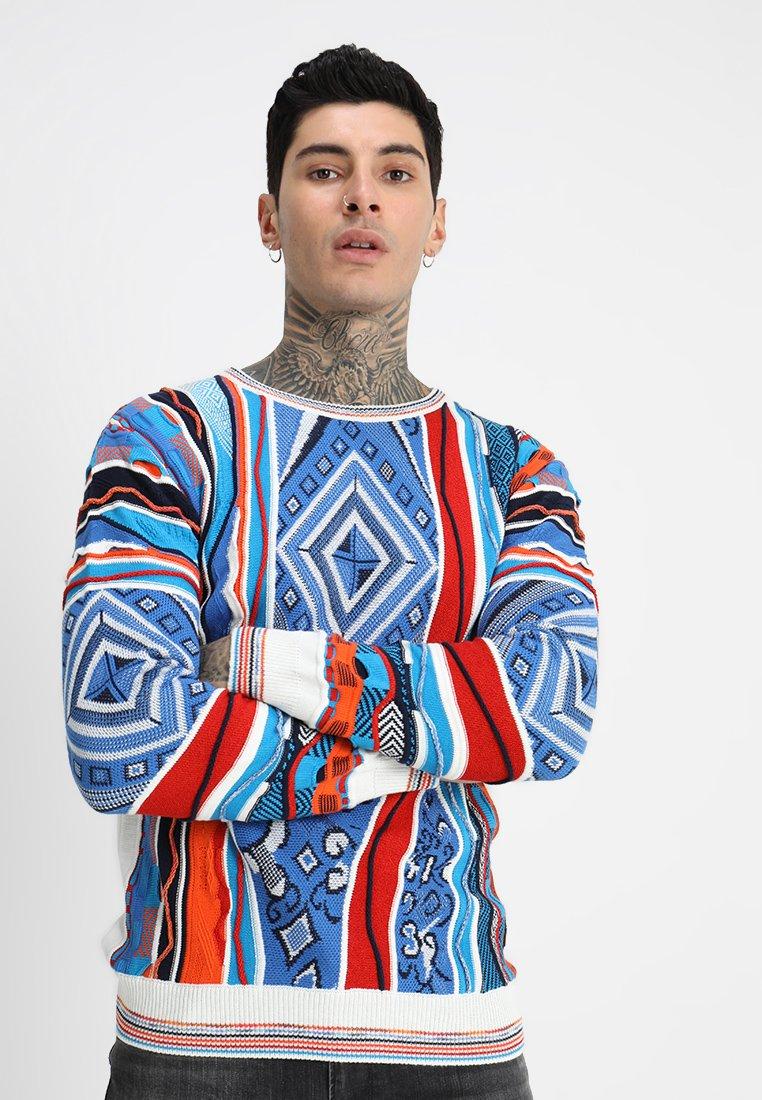 Carlo Colucci - Jumper - blue