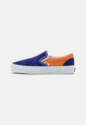 CLASSIC UNISEX - Loafers - royal blue/apricot buff
