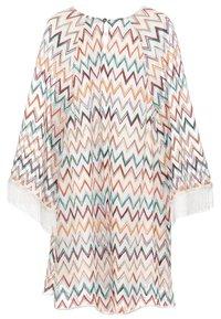 Missoni Kids - DRESS - Denní šaty - white - 1