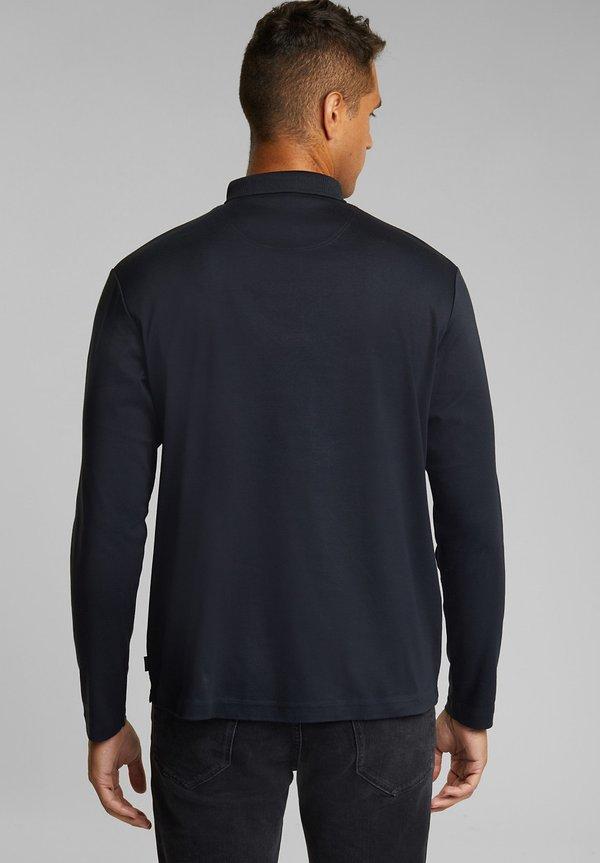 Esprit Collection Koszulka polo - black/czarny Odzież Męska NPRH