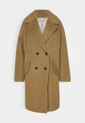 CLASSIC - Classic coat - otter