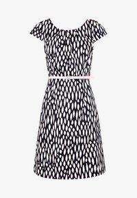comma - KURZ - Denní šaty - black - 4