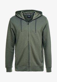 Cars Jeans - ISCAR - Zip-up hoodie - army - 3