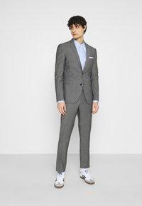 Esprit Collection - BIRDSEYE - Kostym - grey - 1