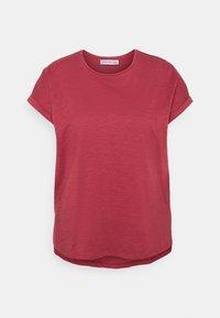 Anna Field Curvy - Print T-shirt - red - 0
