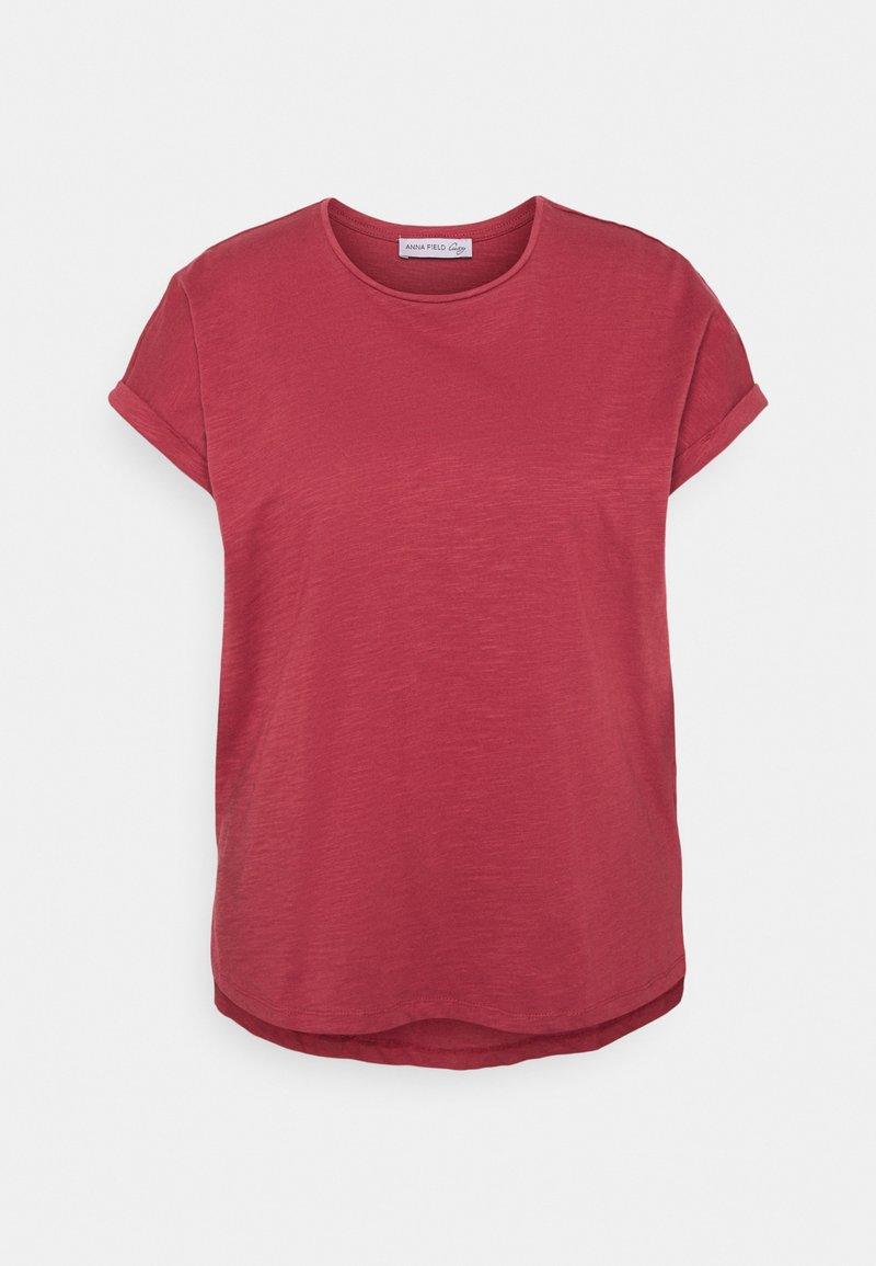 Anna Field Curvy - Print T-shirt - red