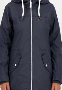 alife & kickin - Waterproof jacket - marine - 4