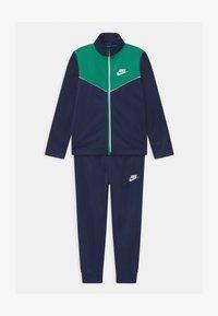 Nike Sportswear - 2-TONE ZIPPER SET - Survêtement - midnight navy - 0