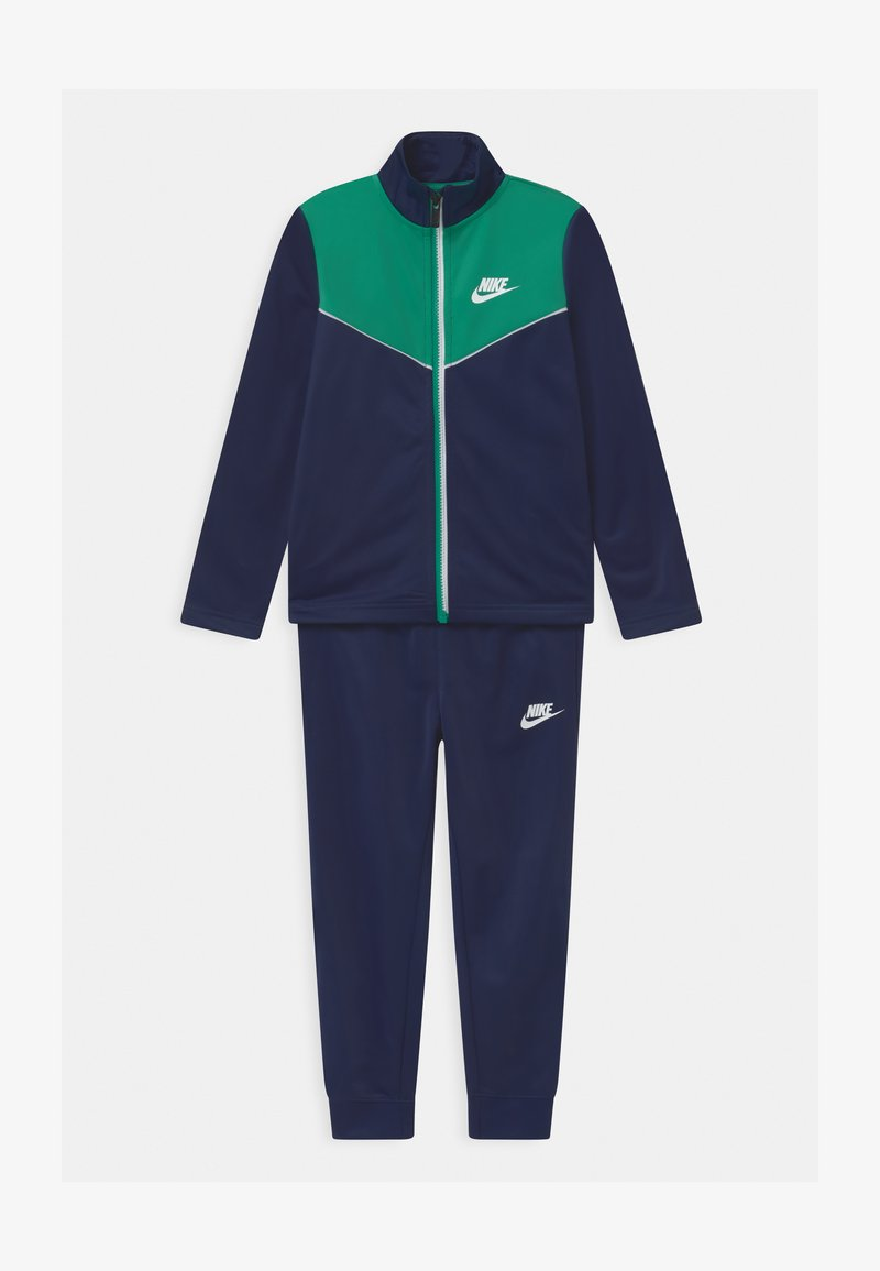 Nike Sportswear - 2-TONE ZIPPER SET - Survêtement - midnight navy