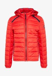 Light jacket - summer red