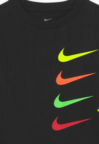 Nike Sportswear - TEE UNISEX - Long sleeved top - black - 2