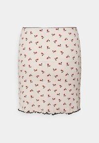 Milk it - BUD SKIRT - Mini skirt - off white - 1