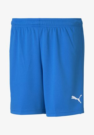 ICELAND REPLICA YOUTH - Korte broeken - electric blue lemonade