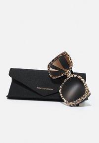 Dolce&Gabbana - Sunglasses - brown/black - 3