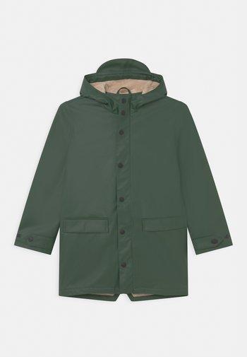 LAZY GEESE UNISEX - Waterproof jacket - green forest