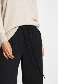 mbyM - YVETTE - Trousers - black - 4
