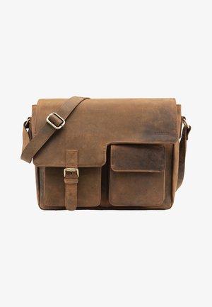 BOSTON - Across body bag - brown