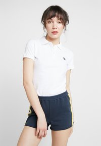 Abercrombie & Fitch - LOGO CLASSIC  - Polo shirt - white - 0