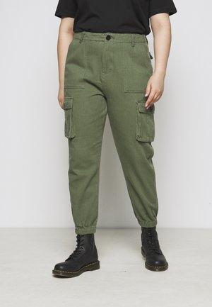 CARGO - Pantaloni - khaki