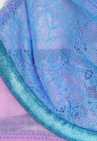 Dora Larsen - JESSICA HIGH APEX UNDERWIRE - Underwired bra - pastel blue - 2