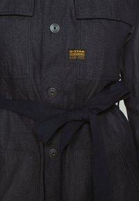 G-Star - SHIRT DRESS - Denim dress - raw denim - 7