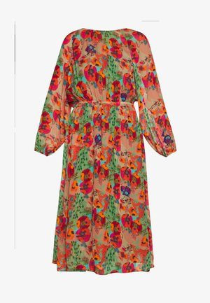 DRESS RAGLAN SLEEVE - Day dress - multi