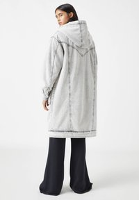 PULL&BEAR - Winter coat - mottled grey - 3