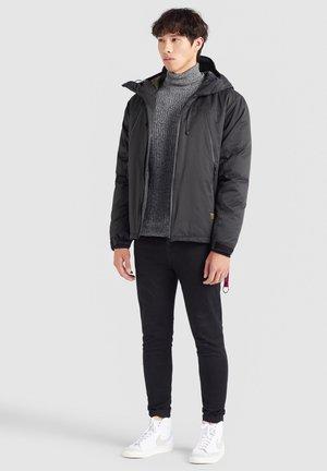 BENJAMIN - Winter jacket - schwarz