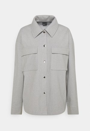 MAJKEN JACKET - Summer jacket - grey melange
