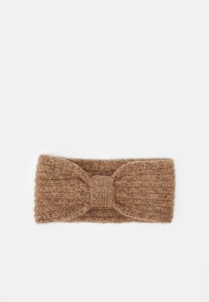 PCPYRON STRUCTURED HEADBAND - Ørevarmere - natural