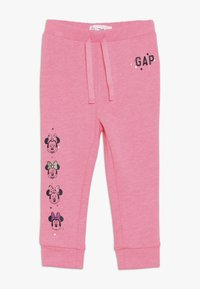 GAP - MINNIE MOUSE TODDLER GIRL - Tracksuit bottoms - pink - 0