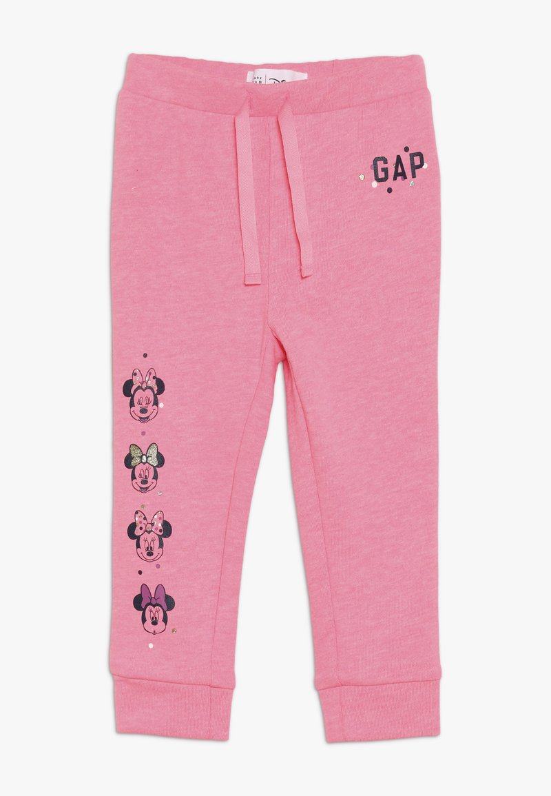 GAP - MINNIE MOUSE TODDLER GIRL - Tracksuit bottoms - pink