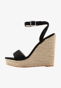 Public Desire - SYDNEY - High heeled sandals - black - 1